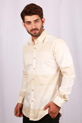 Off White Casual Shirt CM-YD-2072