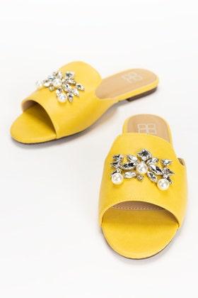 Yellow slipper IDF-20-54