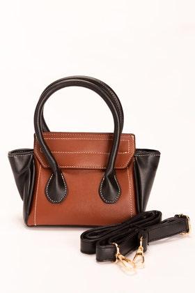 Brown Hand Bag IDB-21-78