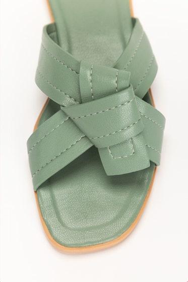 Green slipper IDF-20-65