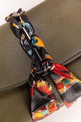 Green Hand Bag IDB-21-102