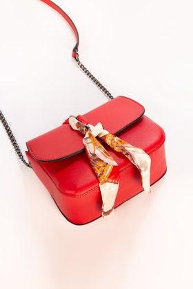 Red Hand Bag IDB-21-102