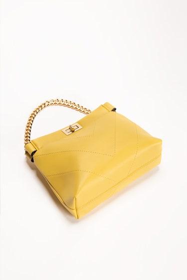 Yellow Hand Bag IDB-21-105