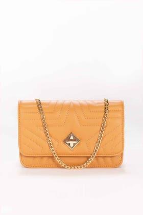 Brown Hand Bag IDB-21-106