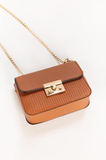 Brown Hand Bag IDB-21-107