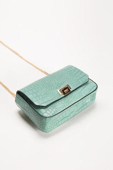 Green Hand Bag IDB-21-109