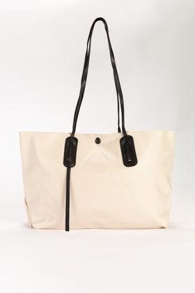Beige & Black Hand Bag IDB-21-102