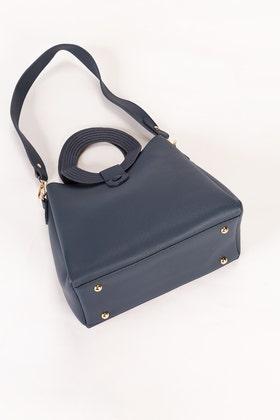 Ink & Blue Hand Bag IDB-21-106