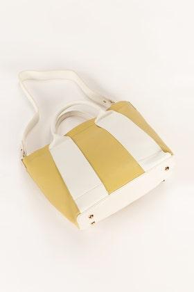 Yellow Hand Bag IDB-21-111