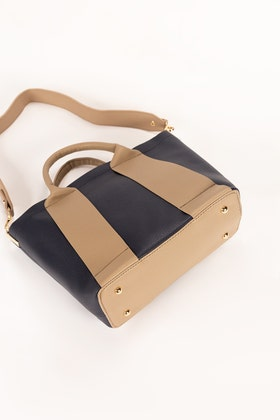 Blue Hand Bag IDB-21-111