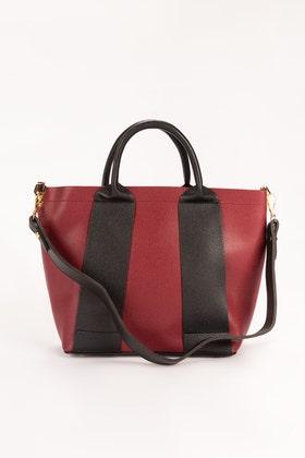 Purple Hand Bag IDB-21-111