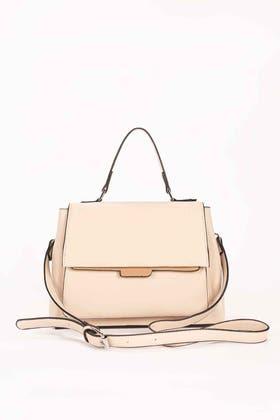 White Hand Bag IDB-21-112