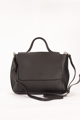 Black Hand Bag IDB-21-114