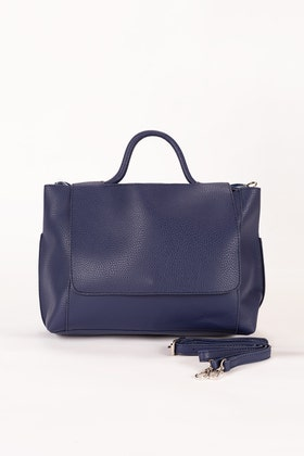 Blue Hand Bag IDB-21-114