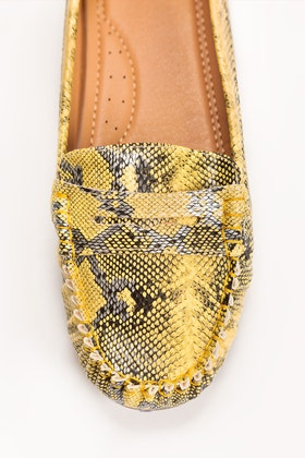 Yellow Loafer IDF-20-56