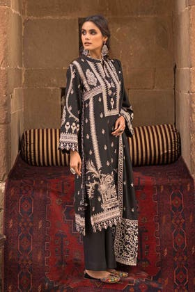 3PC Unstitched Pashmina Suit AP-12061