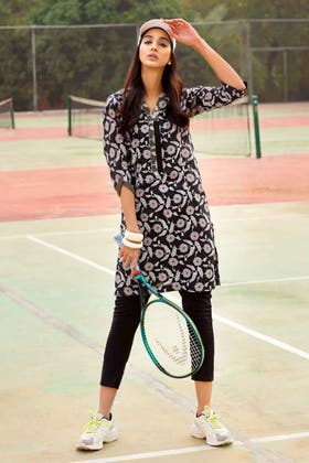 1PC Unstitched Printed Lawn Shirt SL-922 A