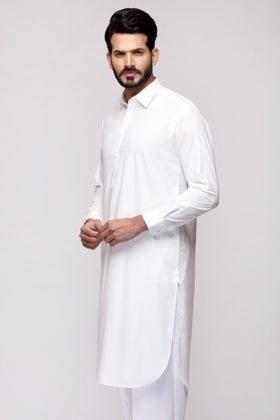 "White Unstitched Fabric ""SUPER SOFT 56"""" QC-"
