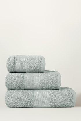 Air Combed Towel Plain