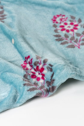 AW21-AQUA Single Ply Fleece