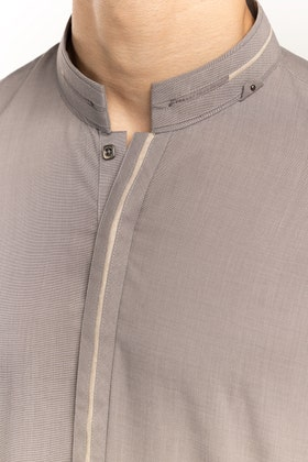 Ash Grey Styling Suit SKS-281