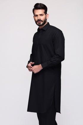 Black Unstitched Fabric Hitex Cool JA