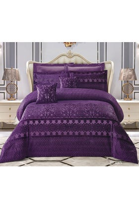 BERRY Chenille Bed Spread Set