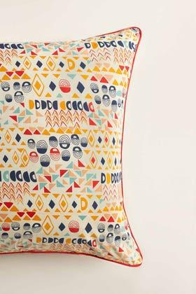 Binary T-150 Euro Sham Cushion Cover