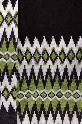 Black Cotton Sweater FS-KIDS-SWT-FD-11-01