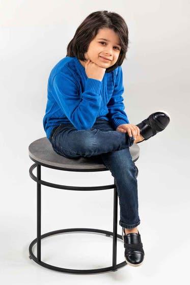 Blue Fashion Sweater FS-KIDS-SWT-FD-32-01