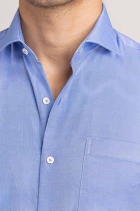 Blue Formal Shirt CM-YD-2891