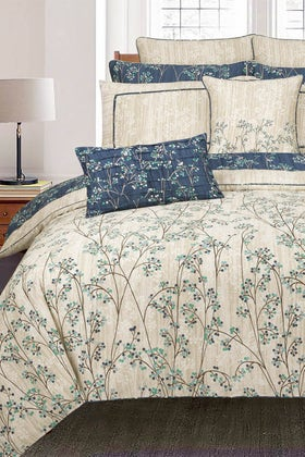 Blue Berry T-200 Bed Throw