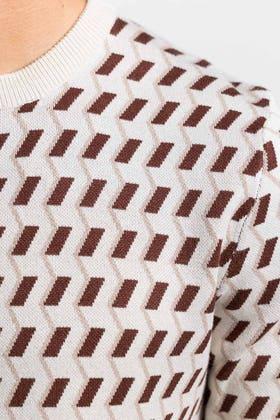 Brown Fashion Sweater FS-SWT-VPN-FD-420-01
