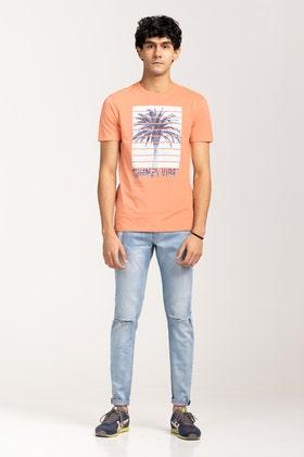 Cerise Fashion T-Shirt JGP-URB-D239