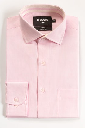 Pink Twill Formal Shirt CM-PD-437 SD