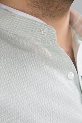 Green Casual Shirt CM-YD-2700