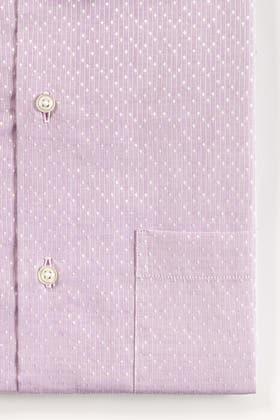 Lilac Dobby Formal Shirt CM-YD-2777 SC