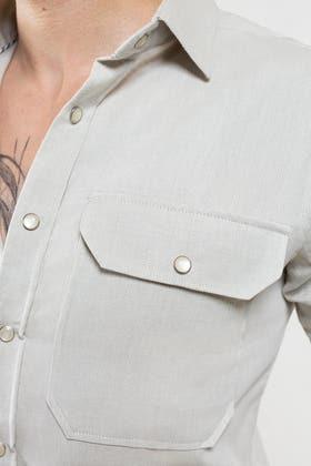 Stone Casual Shirt CM-YD-2808 CS