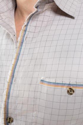 Fawn Black Casual Shirt CM-YD-2825 CS