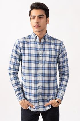 Multi Check Casual Shirt CM-YD-2842 CS