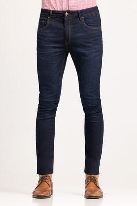 Dark Blue Jeans JSFB-132_0121A