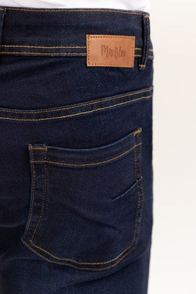 Dark Blue Jeans JSFB-133_0121