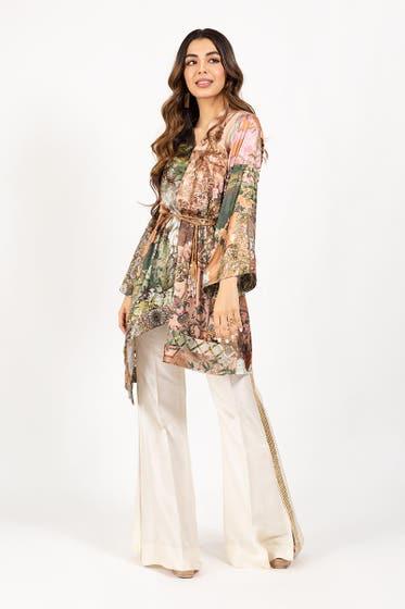Silk Shirt GLAMOUR-20-27 DP
