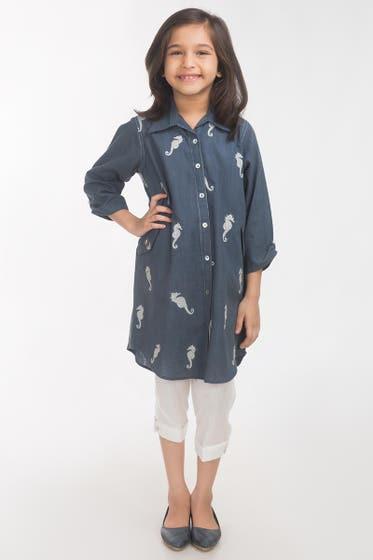 Slub Shirt GLS-19-248 KIDS