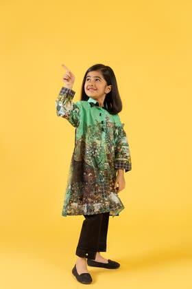 Lawn Shirt GLS-20-108 DP KIDS
