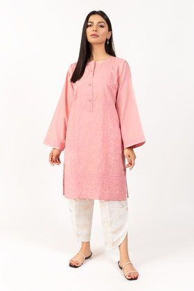 Embroidered Lawn Shirt -GLS-21-07