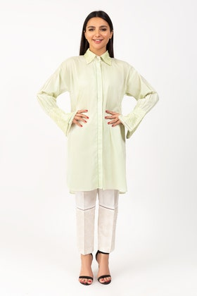 Embroidered Lawn Shirt -GLS-21-09