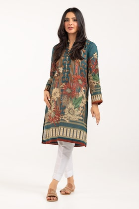 Digital Printed Cotton Shirt GLS-21-143 DP