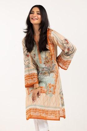 Digital Printed Cotton Shirt GLS-21-147 DP