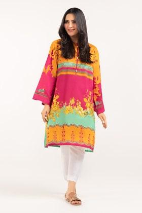 Digital Printed Cotton Shirt GLS-21-151 DP